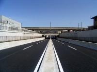 南福島停車場線整備工事